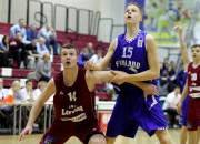 Juniori pārbaudes spēlē zaudē Krievijas U18 izlasei