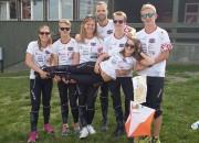 Grosbergai 12. vieta pasaules junioru čempionātā orientēšanās sportā