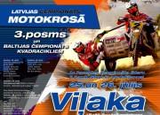 10 lietas, ko nedrīkst palaist garām Latvijas motokrosa čempionāta posmā Viļakā