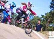 """Eiropas BMX čempione Pētersone: """"Īstais darbs tika ieguldīts divas nedēļas pirms sacensībām"""""""