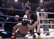 """Čars pēc cīņas ar Briedi: """"Biju kā smilšu maiss labam bokserim"""""""