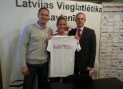 Latvijas maratoniste Hilborna rīt mēģinās kvalificēties Rio olimpiādei