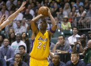 """Braients atgriežas ar pieciem punktiem """"Lakers"""" zaudējumā pret Jūtu"""