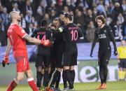 """A grupa: """"Real"""" gandrīz izlaiž uzvaru no 4:0, PSG dominē Malmē"""