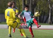 Liepājnieks Toress - Virslīgas labākais futbolists Sportacentrs.com versijā