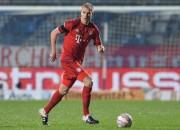 """""""Bayern"""" centra aizsargu krīze turpinās – Bādštūberam potītes lūzums"""