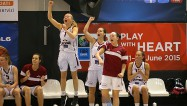 Dzīvas un spārdās: Latvijas meitenes sestās Eiropas rangā