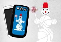 Samsung I9300 Galaxy S3 vāciņš Sniegavīrs