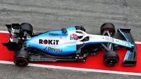 F1 komandas Barselonā testē jaunās sacīkšu formulas