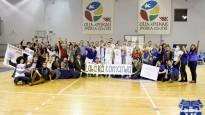 ''Studentu derbijā'' Latvijas Universitāte uzveic ''Turību''