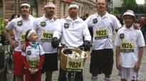 ''Prāta Vētra''  Nordea Rīgas maratonā