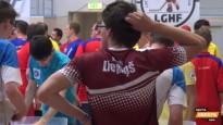 Latvija - Eiropas čempione galda hokejā