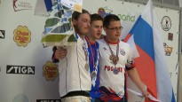 Latvieši piedzīvo neveiksmes, Eiropas čempions Borisovs