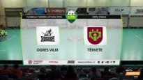 ''Ogres Vilki'' izcīna uzvaru ''Latvian Open'' turnīra vīriešu grupā