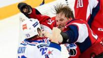 KHL kautiņš: septiņi nonāk uz noraidīto soliņa