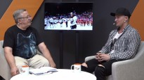 Rihards Bukarts par tēvu Ralfu, Stupinu, Tambijevu un NHL sapni