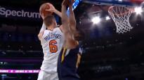 Porziņģim efektīga otrā vieta NBA dienas topā