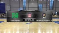 """""""LDZ Cargo/DFA"""" pieveic """"Jēkabpils Lūšus"""" un triumfē LTFA 1. līgas čempionātā"""