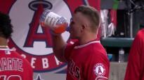 """MLB vadošais """"Home run"""" atsitējs lieto """"Džordana slepeno dzērienu"""""""