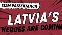 """IIHF publisko Latvijas izlases """"promo"""" video. Uzsvars uz Daugaviņu, kurš nespēlēs"""