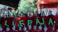 Statistika: skatītāju skaits Virslīgā turpina pieaugt, visvairāk fanu Kurzemē