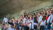 """Futbolbumbu """"Extra"""": Svētki un drāma Čempionu līgas mačā """"Skonto"""" stadionā"""