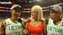 Kādus panākumus Lietuvas līdzjutēji gaida no savas izlases Ķīnā?