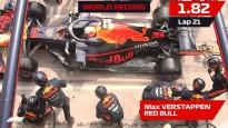 """Red Bull"" komanda sasniedz jaunu F1 pitstopu pasaules rekordu"