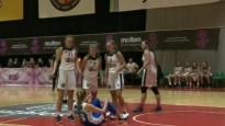 Liepājas kluba basketbolistes Krievijā iesaistās asumos