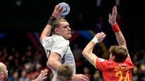 Latvijas handbolisti debitē EČ finālturnīrā un tiek labākajos momentos