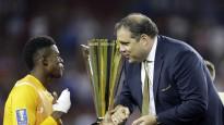 FIFA viceprezidents pieļauj, ka izlašu futbols atsāksies tikai nākamgad