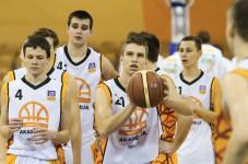 BK Valmiera gandrīz paklūp pie LMT Basketbola akadēmijas