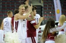 Uz Olimpisko kvalifikāciju Latvija dodas, pieveicot arī Irānu