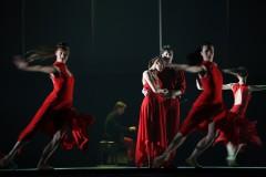 """Foto: Baleta viencēliens """"Trīs tikšanās"""" fotogrāfijās"""