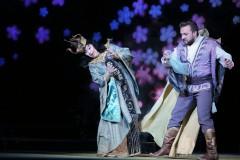 """Foto: Pučīni leģendārās operas """"Turandota"""" atjaunotais uzvedums fotomirkļos"""