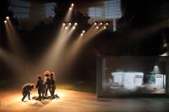 """Foto: Džuzepes Verdi operas """"Makbets"""" jauniestudējums Latvijas Nacionālajā operā"""