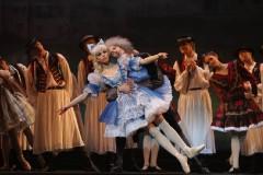 """Video: Komiska un dzīvespriecīga """"Kopēlija"""" uz LNO skatuves. Baleta izrādes fragmenti"""