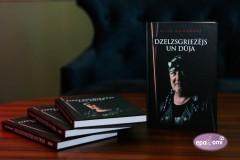 Video: Izdota grāmata un disks leģendārā rokmūziķa Aivara Brīzes piemiņai