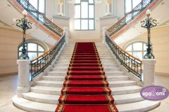 Video: 4. maija svētkos atklāj atjaunoto Latvijas Nacionālā mākslas muzeja galveno ēku