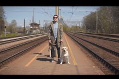 Video: Normunds Rutulis iejūtas neredzīga cilvēka lomā