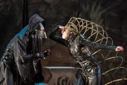 """Rīgā būs iespējams noskatīties Liepājas teātra iestudējumu """"Bezgalīgo stāstu stāsts"""""""