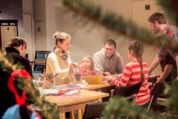 Gatavojoties Ziemassvētkiem, Latvijas Nacionālais mākslas muzejs rīko Ģimenes dienas