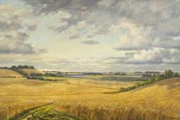 """""""Romantisms un avangards. Virzība uz Staļina impresionismu Baltijas ainavu glezniecībā 20. gadsimta 40. un 50. gados"""""""