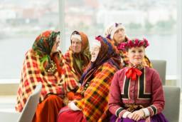 Parakstīts nodomu protokols par sadarbību suitu kultūrtelpas saglabāšanā