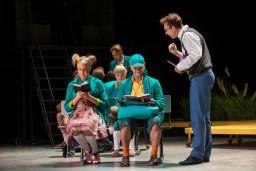 """Dailes teātrī tapusi izrāde bērniem """"Toma Sojera piedzīvojumi"""""""