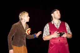 Dramaturgu teātra diena Degumnieku tautas namā