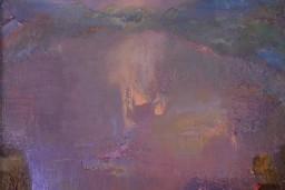 Mūžībā aizgājis latviešu gleznotājs Vilis Vizulis