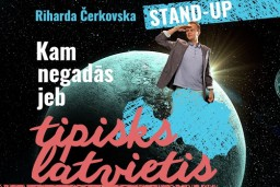 Rihards Čerkovskis - Kam negadās