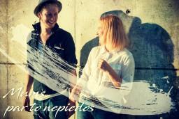 Video: Ierakstīts neparasts Jelgavas mūziķu duets