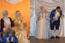 """Dramaturgu teātrī iestudēta H. Paukša luga """"Drūmais princis"""""""